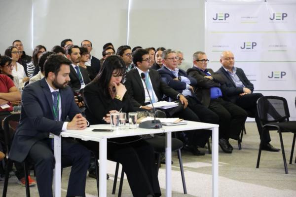 FARC. / JEP