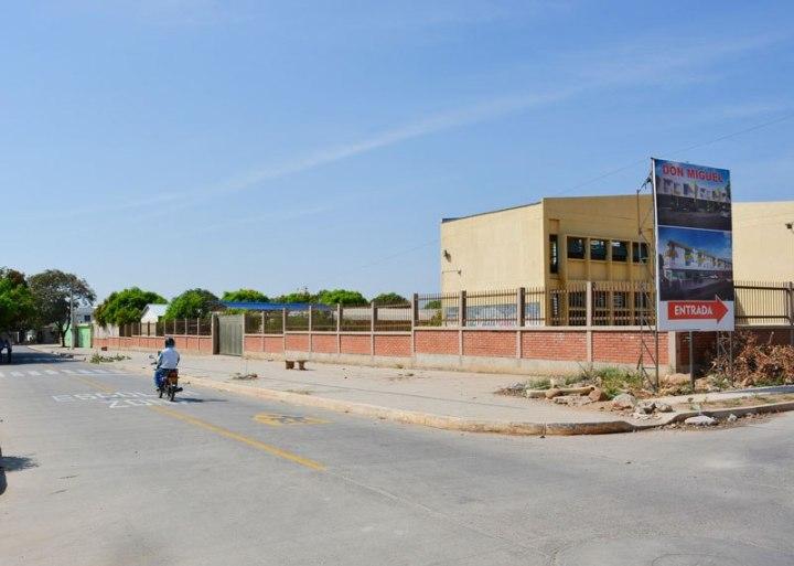 Proyectan cerramiento de cinco instituciones educativas en Valledupar