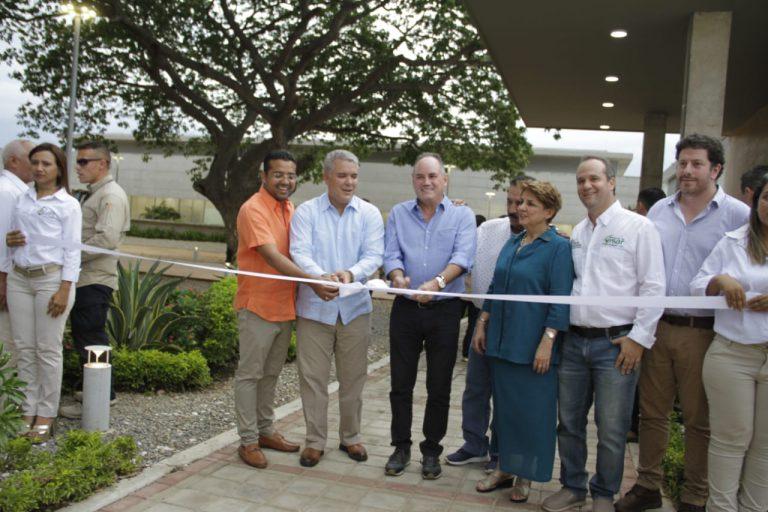 Inaugurado el Centro de Desarrollo Tecnológico para la Ganadería en el Cesar