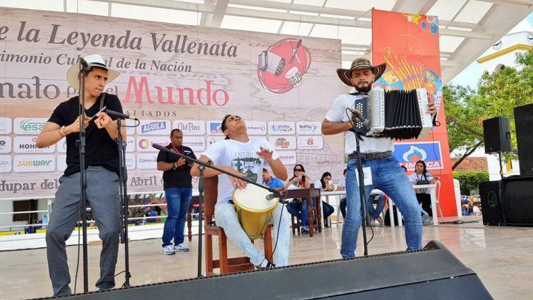 ¿Bajón del Festival Vallenato?