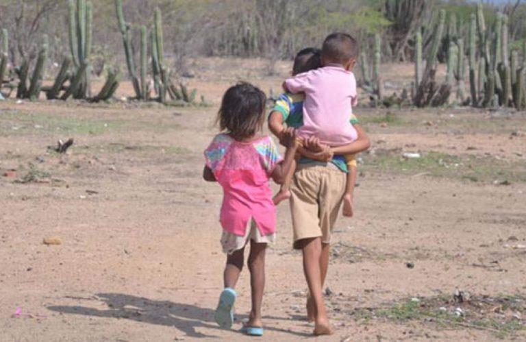 Niños de La Guajira siguen muriendo por desnutrición: Dejusticia