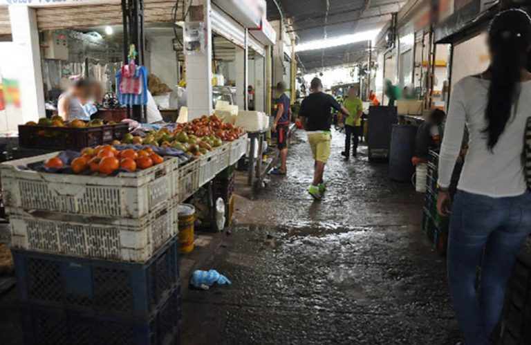 Procuraduría pide a alcaldes garantizar funcionamiento de las plazas de mercado
