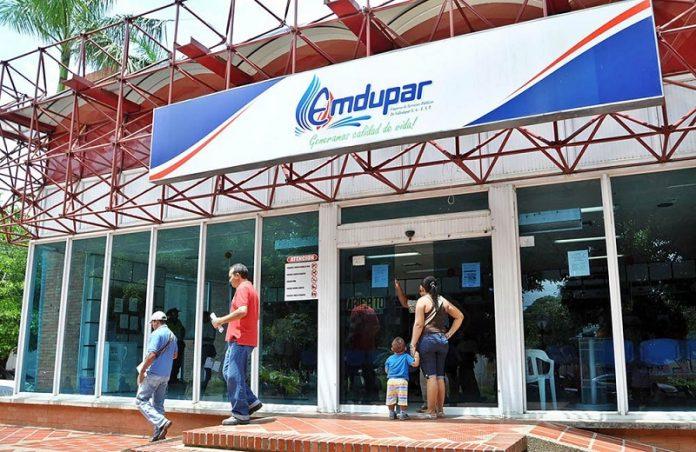 Alivios económicos en Valledupar por Emdupar