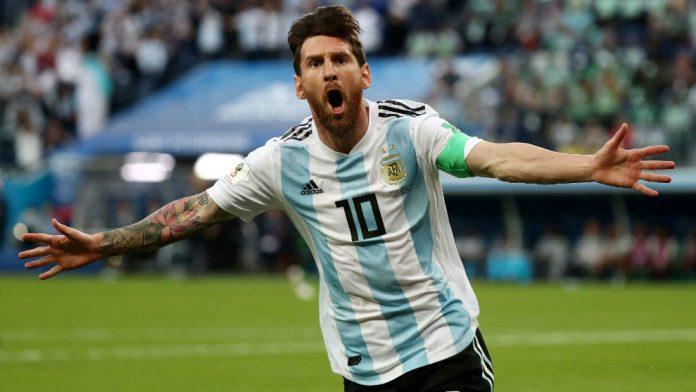 Messi y su avión de lujo