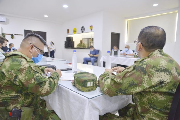 Conclusiones del Consejo de Seguridad en el Cesar