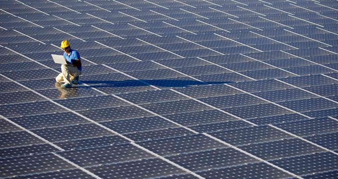 Energía fotovoltaica en el Cesar