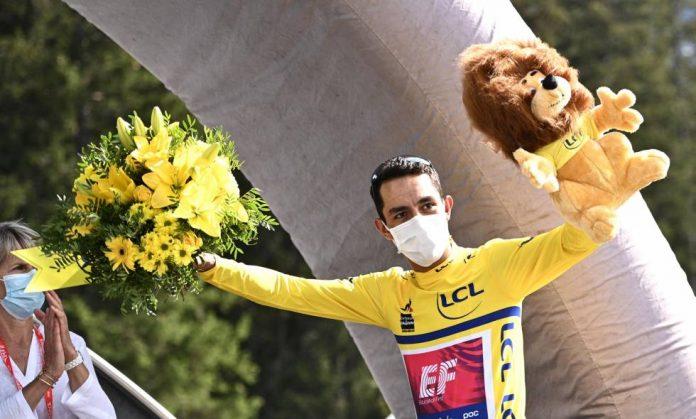 Daniel Martínez, Tour de Francia