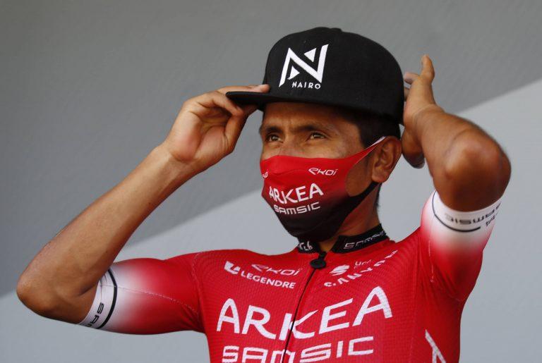 Nairo Quintana y su equipo estarían fuera de la Vuelta a España 2021
