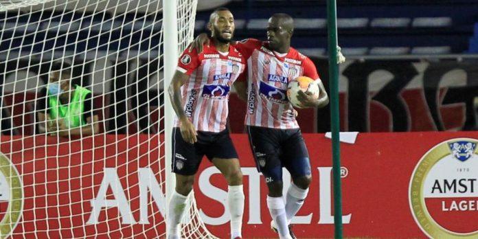 Junior ganó contra el Independiente del Valle