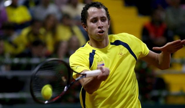 Daniel Galán tenista colombiano