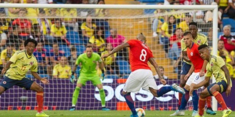 Colombia Vs. Chile: hora y lugar para la segunda jornada de eliminatorias Qatar 2022