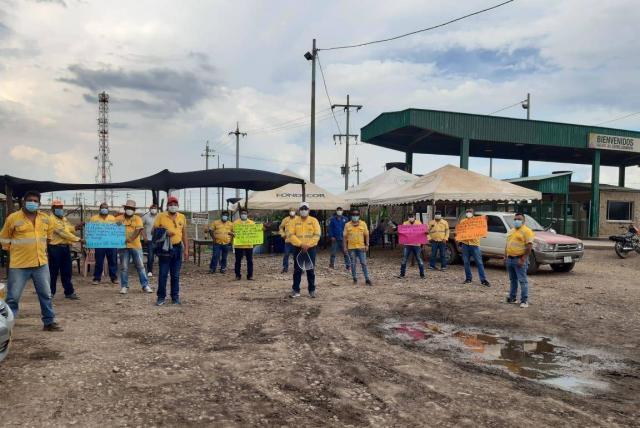 Mintrabajo se reúne con el Cerrejón para buscar acuerdos junto a sus trabajadores