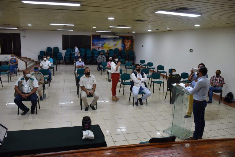 Tribunal de Garantías Electorales de la UPC realizó sorteo de números para tarjetones electorales
