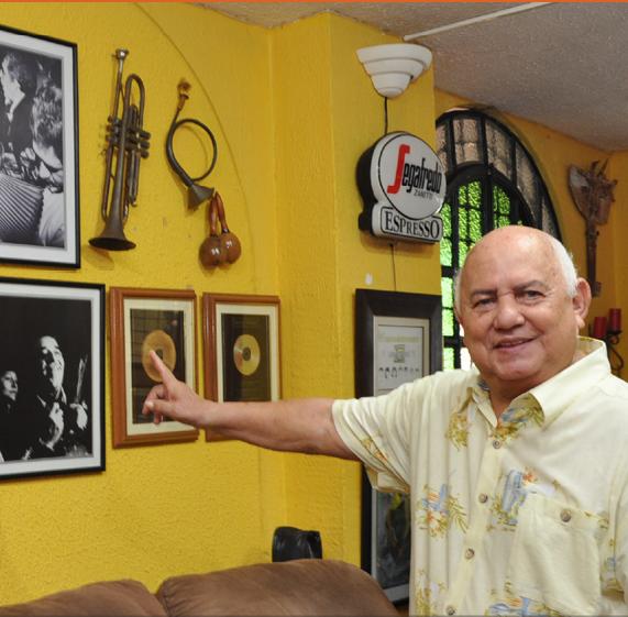 Eduardo Vidal Romero: melómano de tiempo completo