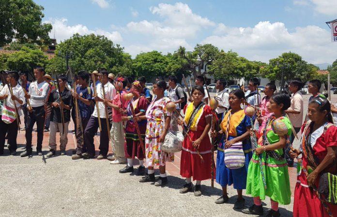 Indígenas yukpas