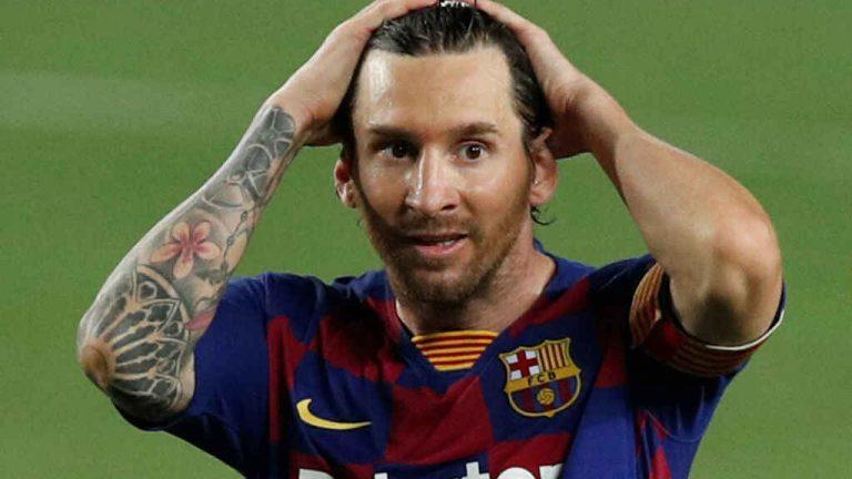 Messi habría negado última oferta millonaria del Barcelona