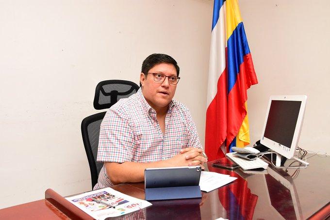 Secretario de Gobierno en Valledupar