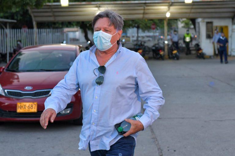 'El Palomo', papá de Silvestre Dangond da la cara por accidente de tránsito en Valledupar