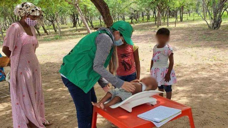 Supersalud encontró fallas en la atención contra la desnutrición en niños de La Guajira