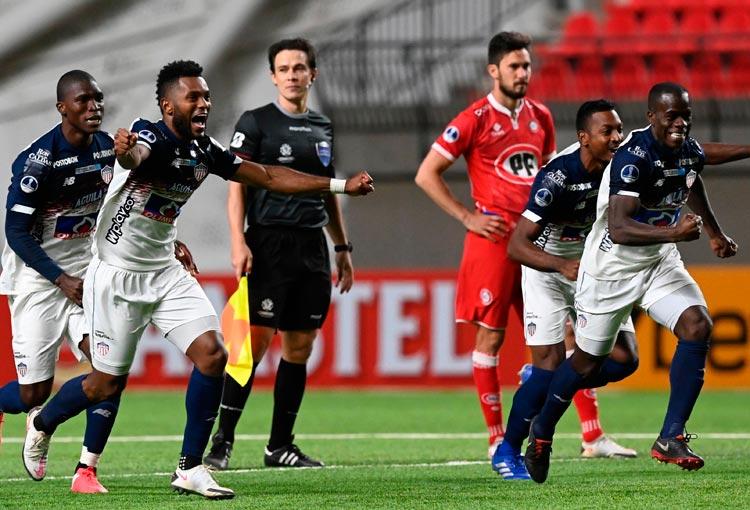 Junior de Barranquilla avanzó a cuartos de final en Copa Sudamericana