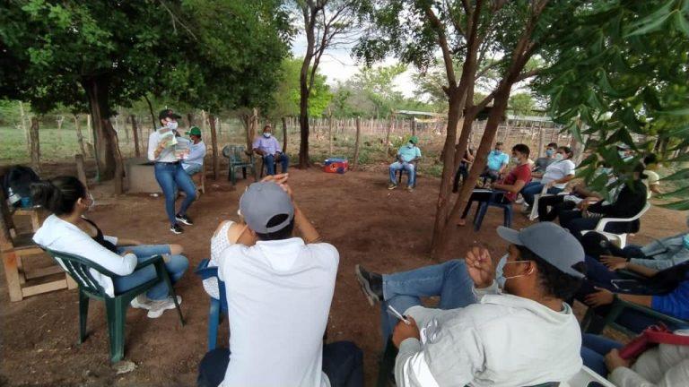 Corpocesar y Porkcolombia suscriben agenda ambiental para fortalecer el sector porcicultor en el Cesar