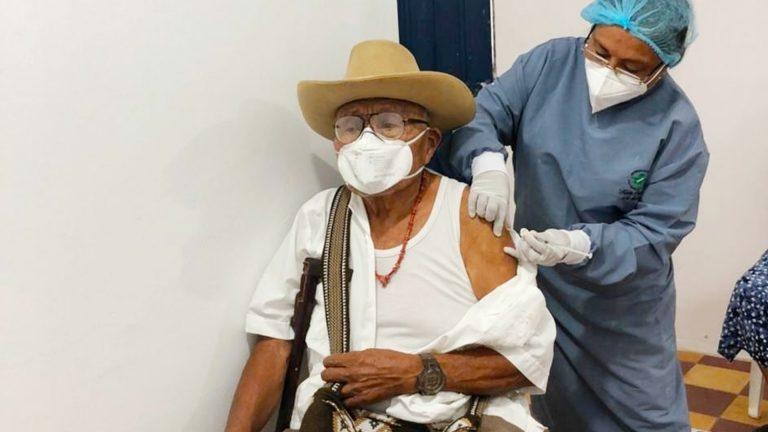 «Vacunación es para nacidos y residentes en nuestro territorio», Gobernación de La Guajira