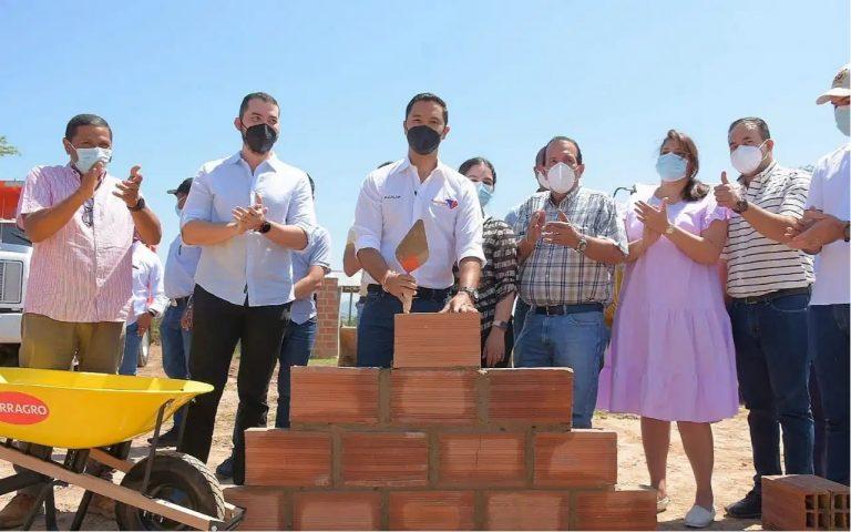 Alcalde Mello Castro dio inicio a la construcción del Centro de Bienestar Animal