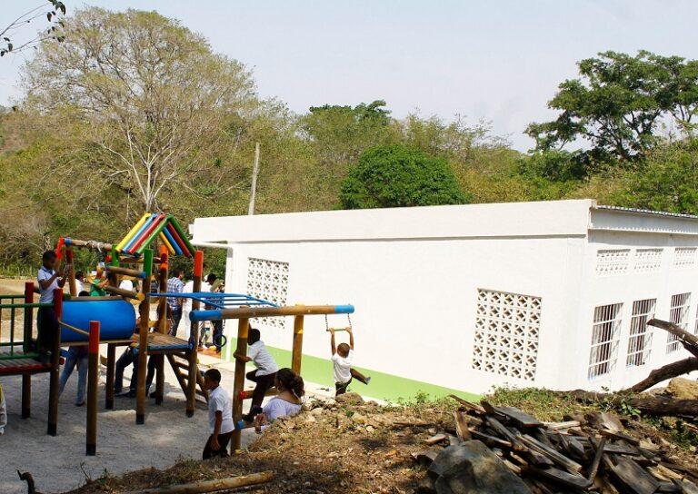 En Patillal, Caracolí, Los Venados y Guaimaral iniciarán obras en instituciones educativas