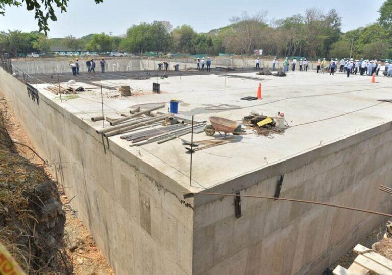 Tanque de almacenamiento de agua funcionará a partir de mañana en Valledupar