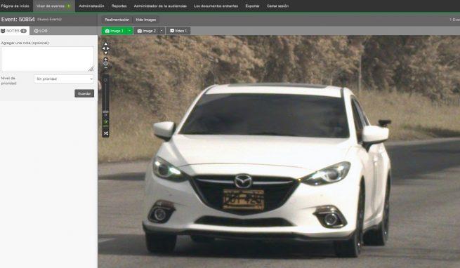 Desde un vehículo dispararon a operadores y cámaras de fotodetección en la vía San Alberto-La Mata