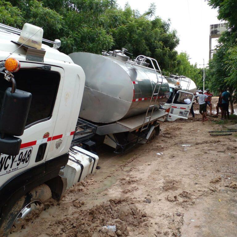 En caminos de herradura están convertidas las vías de acceso al corregimiento de Guaymaral