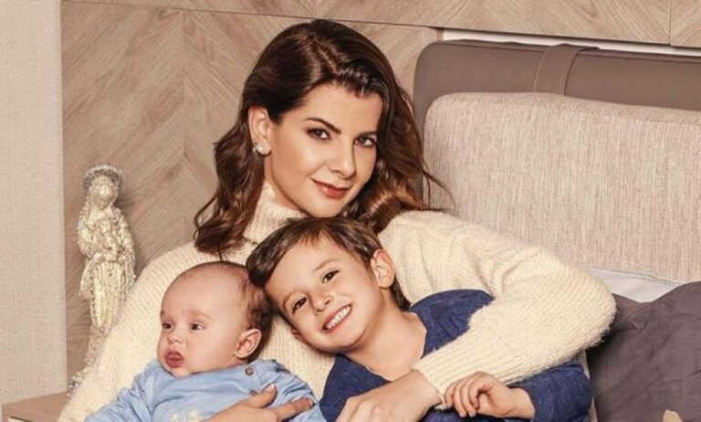 Carolina Cruz reveló qué provocó el aumento del tamaño de la cabeza de su bebé