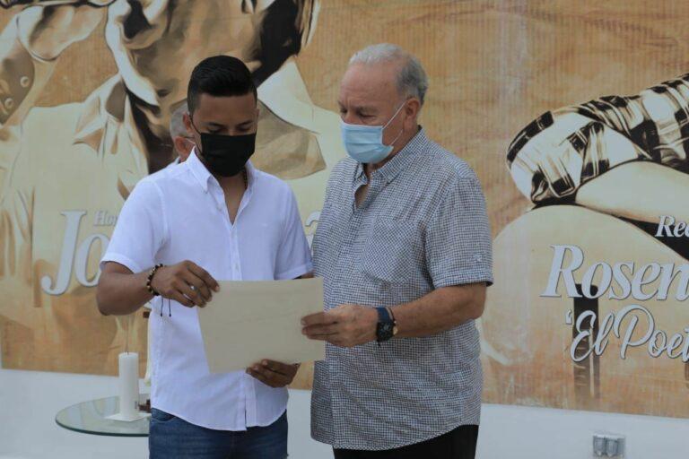 Fundación Festival Vallenato hizo homenaje póstumo a víctimas del covid-19